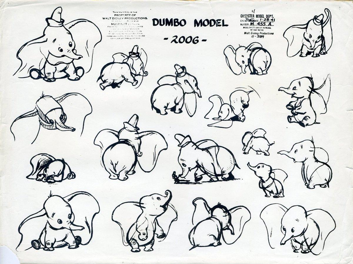 model sheets for #Disney&#39;s #Dumbo #movie #animation #Disneyland  #art #babyanimals #elephants #elephant #artwork #drawing #d23 #d23expo #d23expojapan #anime #arts #kawaii #cute #cartoons #film #films #artlovers #iloveart #DisneylandHolidays #celanimation #artlover #50s #1950s<br>http://pic.twitter.com/aw5DCWVLLT