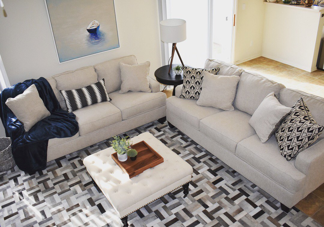 Living Spaces Living Room Part - 48: Team Furnishing Hope And Living Spaces