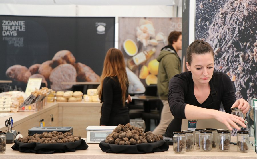 Chocolate and #truffle lovers? Known as the 'black diamonds of gastronomy', truffle helps boost #tourism in Istria, a heart-shaped peninsula in #Croatia, and also known as the truffle capital of the world https://t.co/rEDD5v79VO