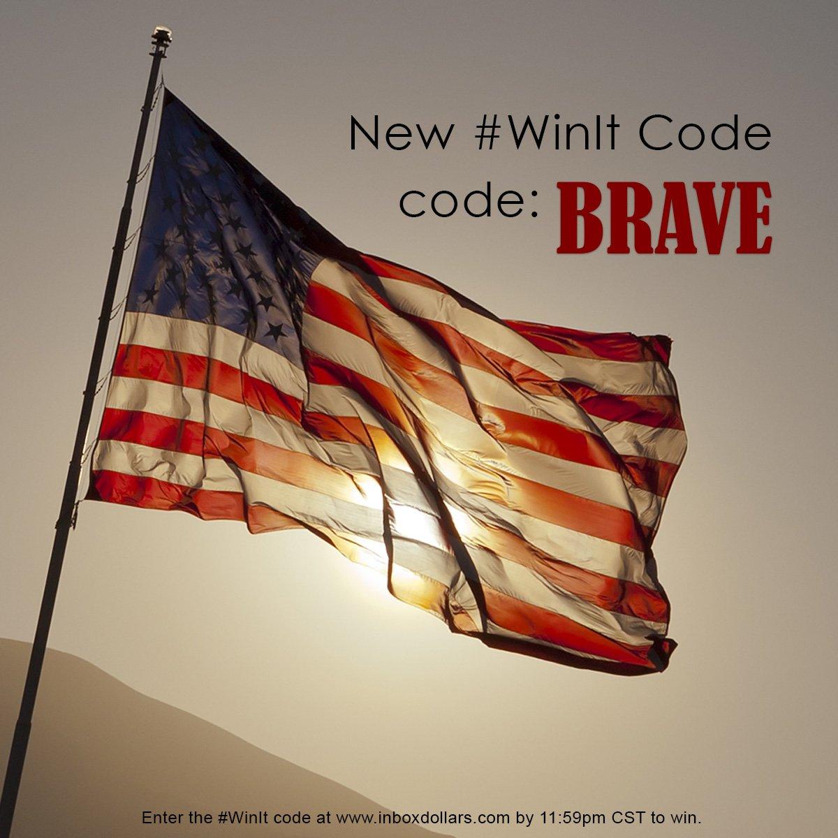 Happy Veteran's Day! Redeem the #WinIt c...