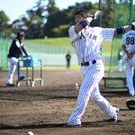 「ENEOSアジアプロ野球チャンピオンシップ2017」に向けた宮崎合宿3日目。より実戦に近い練習も交…