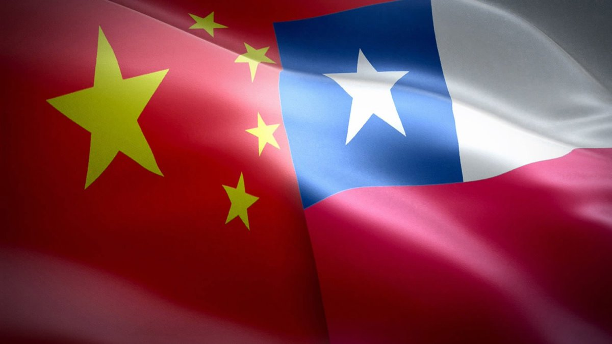 Global Times On Twitter China Chile Upgrade Free Trade Pact As