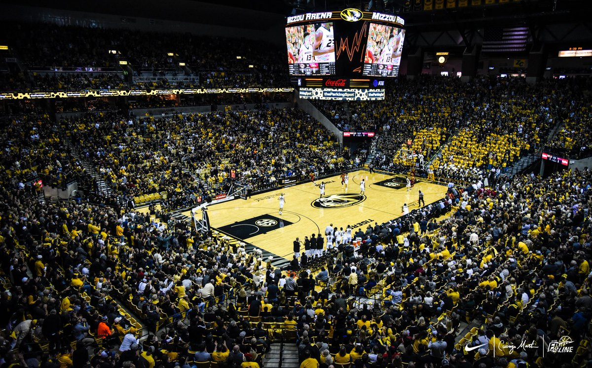 Thank you, #Mizzou fans! Last night's atmosphere was great! Together, we can build something special. See you tonight at  6:30 PM #TTFL<br>http://pic.twitter.com/hUGTAUelbQ