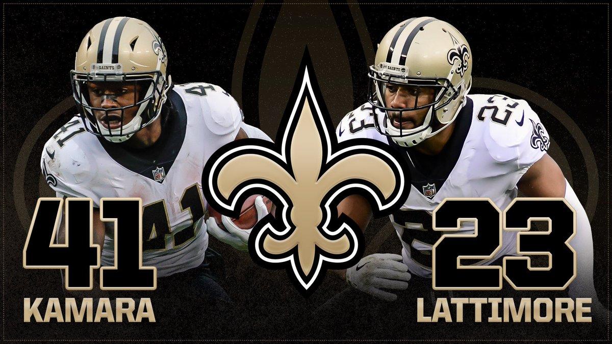 New Orleans Saints On Twitter Through 8 Games Marshon Lattimore