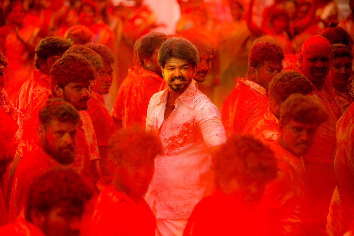 Finally, Vijay's film is doing good at the Tollywood Boxoffice. #Adirindhi started off good and the film registered good revenues in its first three days. Highest for Vijay in Telugu. <br>http://pic.twitter.com/e8wel2Ad9X