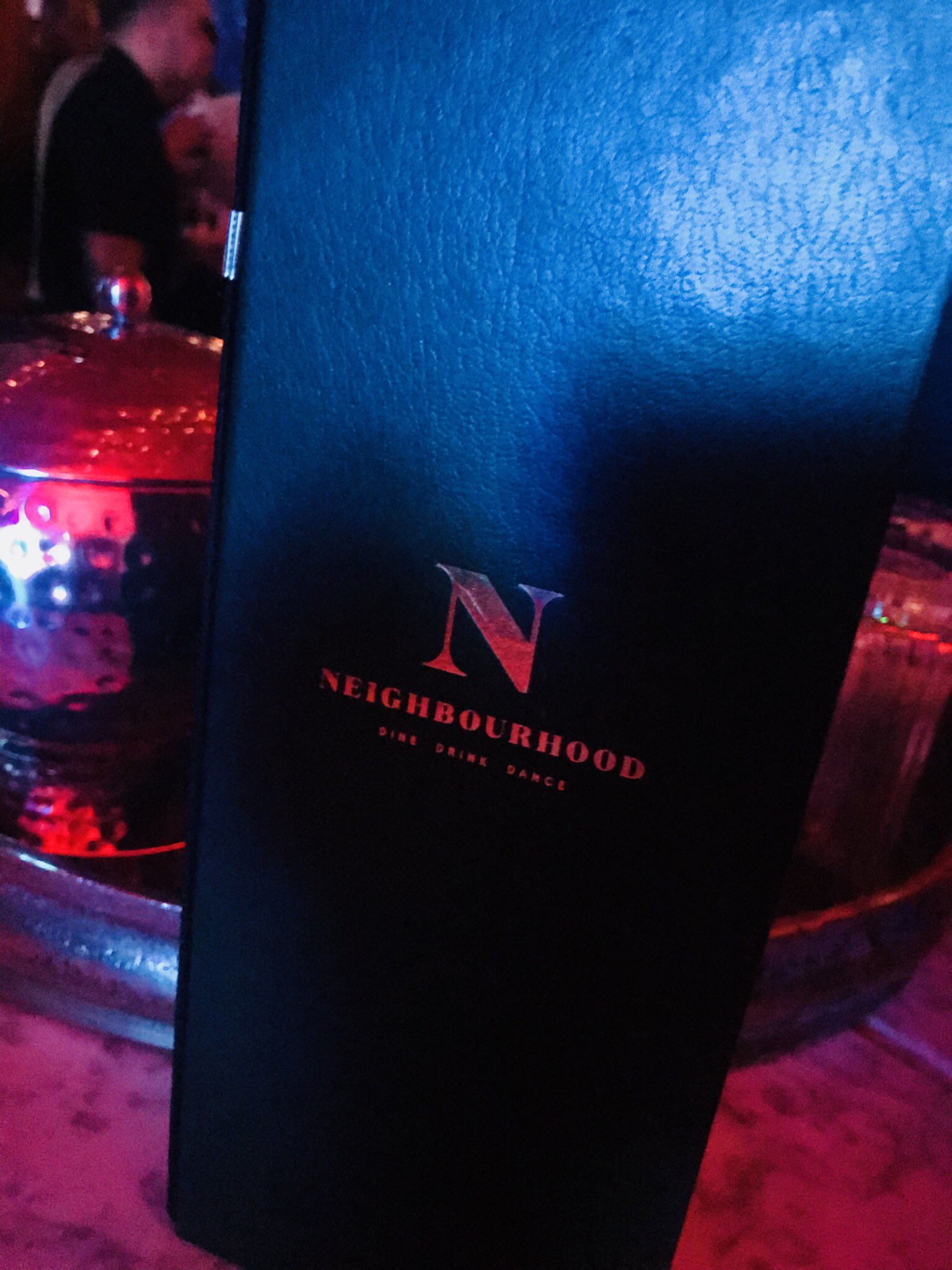 Hello @NBHDRestaurants Leeds, you're looking fancy... https://t.co/49pz8UEkO0