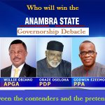 Watch the full video of the Anambra governorship debate here: