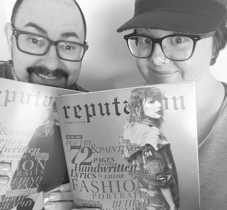 #reputaylurking #reputation ❤️ https://t.co/hEGz0GQFqc