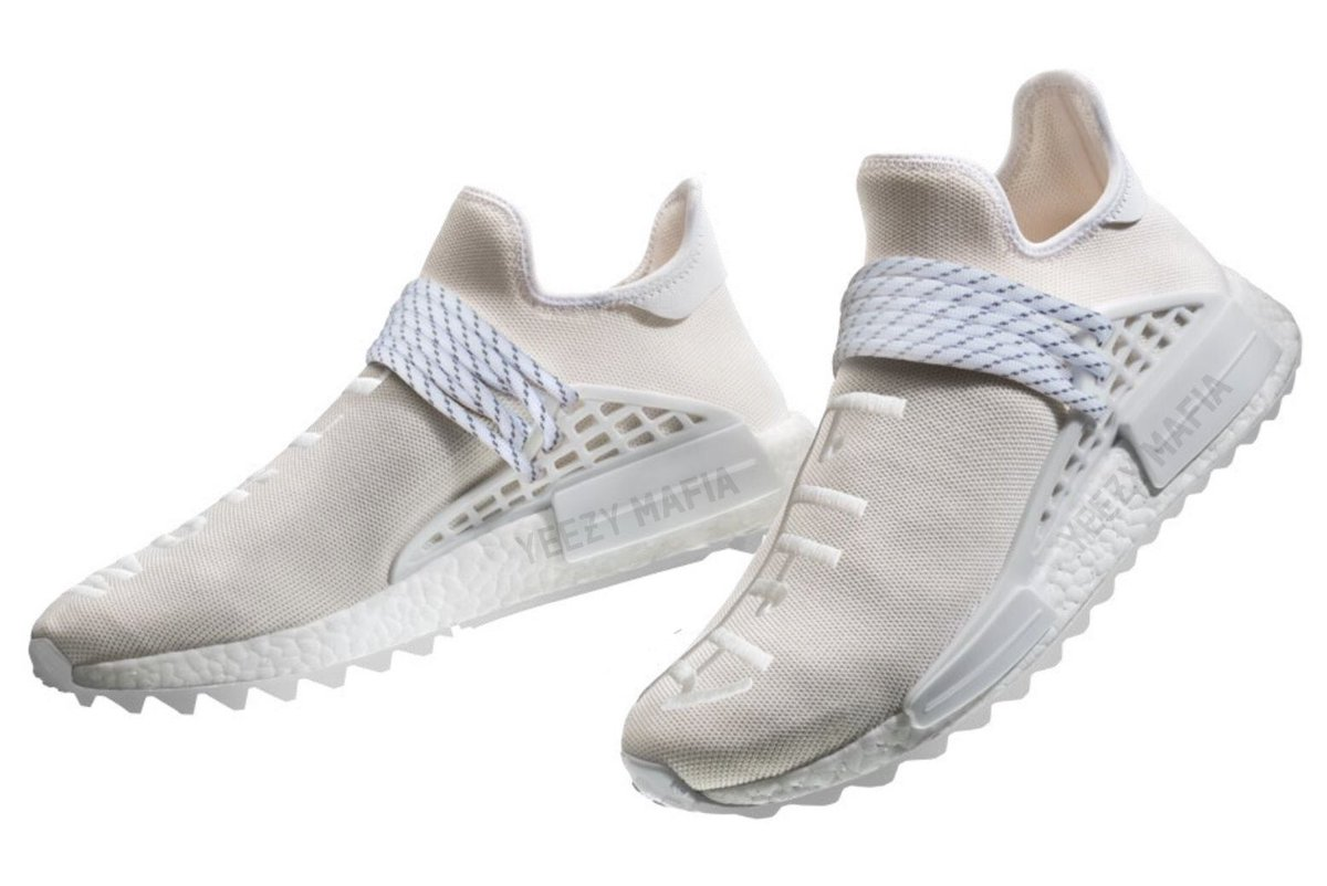 70071fb8f8155d four new pharrell x adidas nmd human race colorways are dropping in 2018 via  theyeezymafia