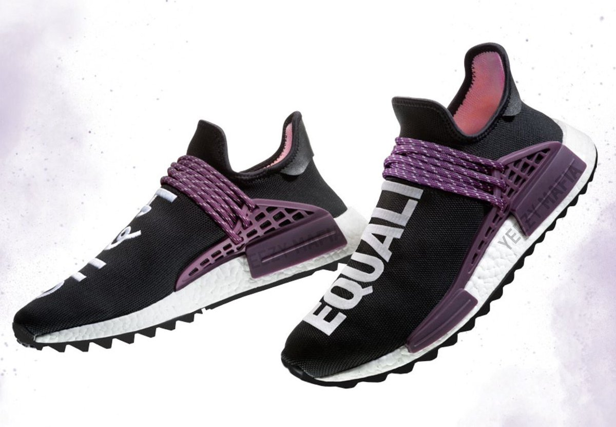 d064d3ddc four new pharrell x adidas nmd human race colorways are dropping in 2018  via theyeezymafia