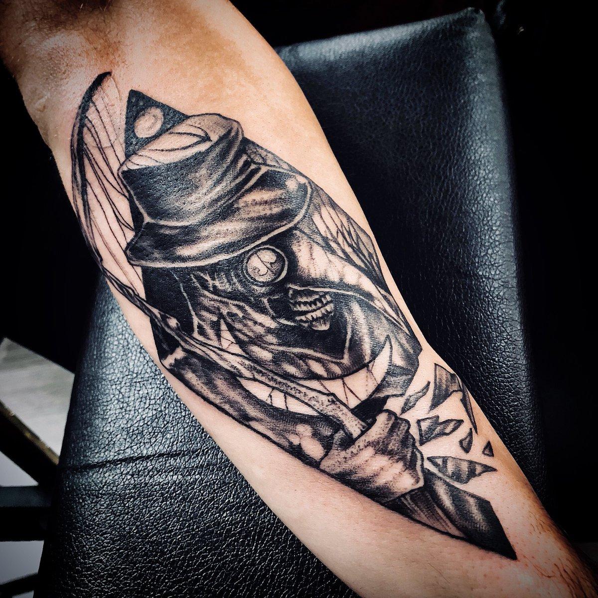black talon tattoos blacktalontat