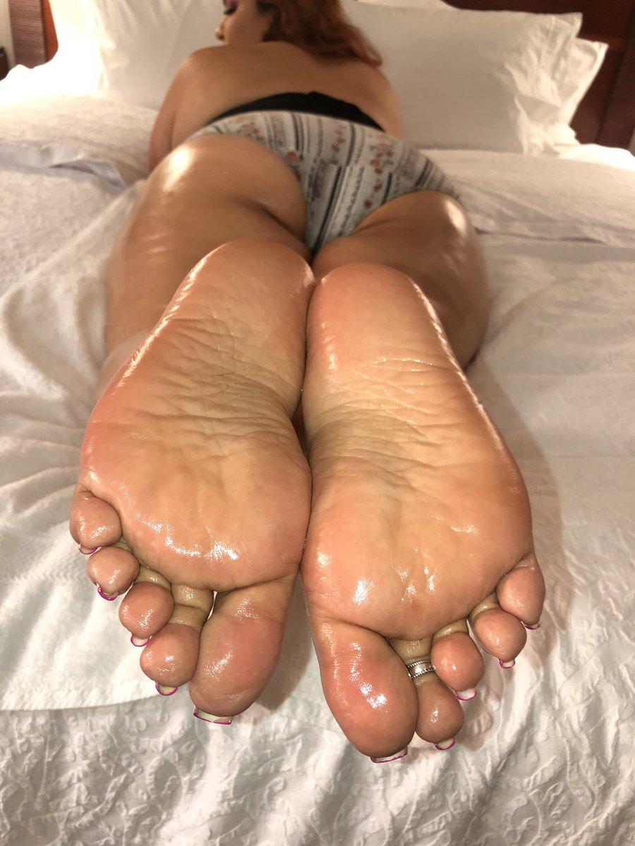 Dirty Feet Worship Brazil