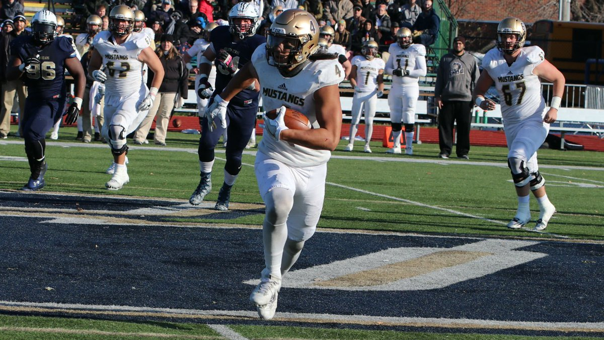 Smsu Football On Twitter Nate Huot Ties School Record With 19