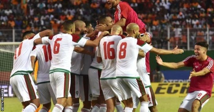 Video: Bờ Biển Ngà vs Morocco