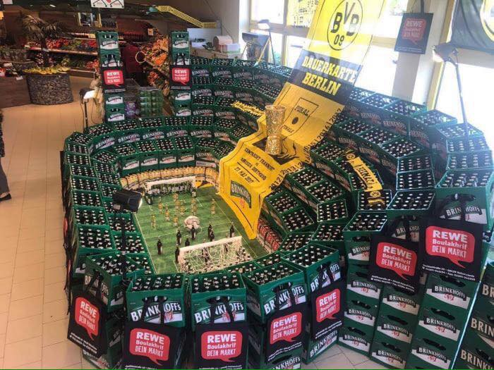 Le football et la bière, c'est une grande histoire d'amour en Allemagne 😂🍺⚽️🇩🇪
