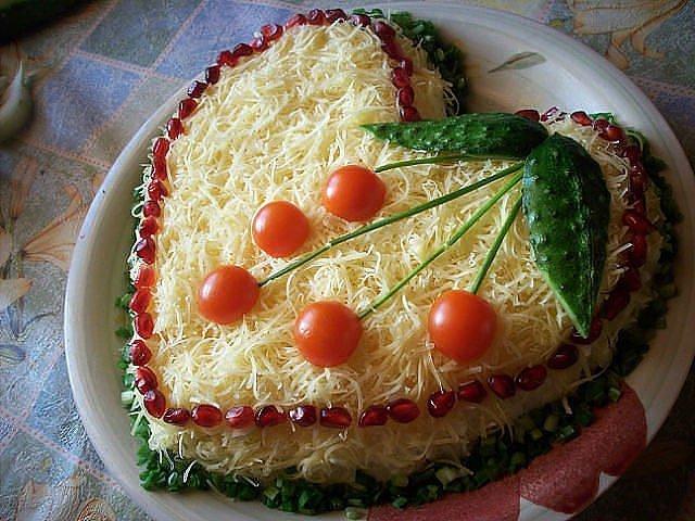 Рецепт курицы с медом и томатном соке