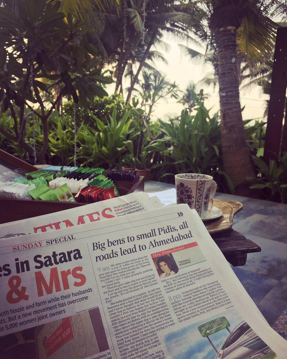RT @mrsfunnybones: Big Bens, Mota Bhais and lots of low-GST Khakra https://t.co/iQTeLJuJLI #GujaratiByNature https://t.co/0j7NV7ZgGQ