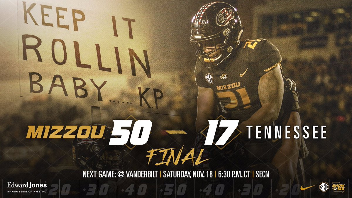 What a great weekend to be a #Mizzou Fan! #ShowMe <br>http://pic.twitter.com/IP3eNp8ocO