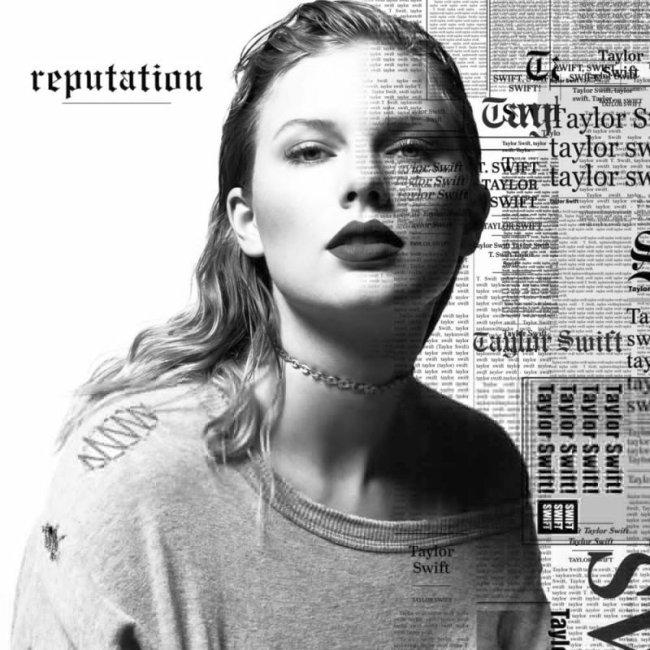 Taylor Swift Reputation Tracklist