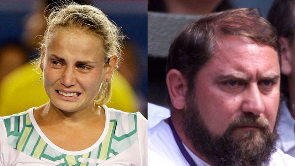 In a new autobiography, former Australian tennis star Jelena Dokic details the physical and emotional abuse endured at the hands of father Damir, alleging she was once beaten unconscious https://t.co/pYGCywCeOz (Pic:Reuters)