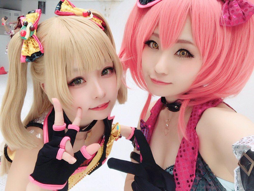 昨日ははむちゃんと城ヶ崎姉妹で遊んできた🌟ふぁみりあついん~!