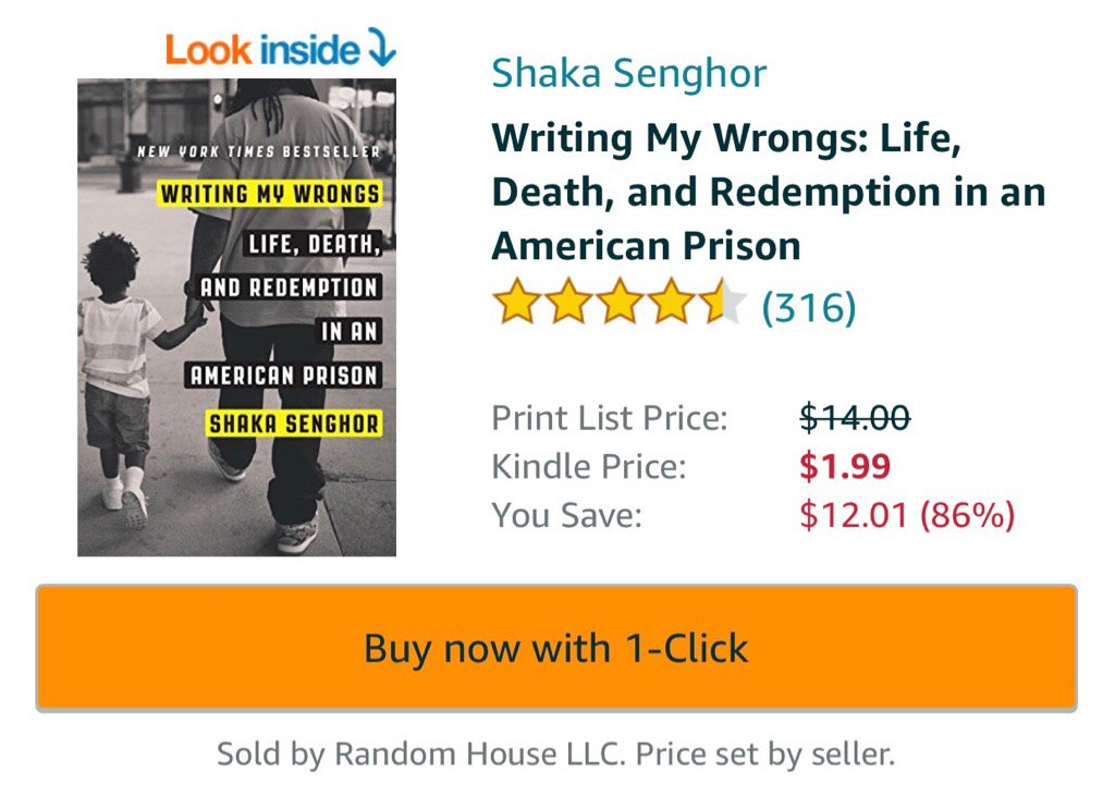 This would be a good time to order.. thank you @ShakaSenghor. Thanks for sharing your truth. https://t.co/oU1LsLsL98