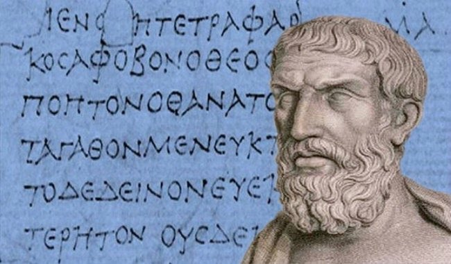 Tetrapharmakos - The Four Part #Remedy to Achieve #Happiness : 1- Don&#39;t fear #god  2- Don&#39;t worry about #death 3- What is good is easy to get 4- What is terrible is easy to #endure   #Epicurus #Epicurean #motivation #inspiration #philosophy #NoFear<br>http://pic.twitter.com/DKBG7RINls