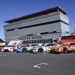 【SUPER GT 第8戦 ツインリンクもてぎ】DTMとのデモラン 本日無事に終了🙋#supergt…