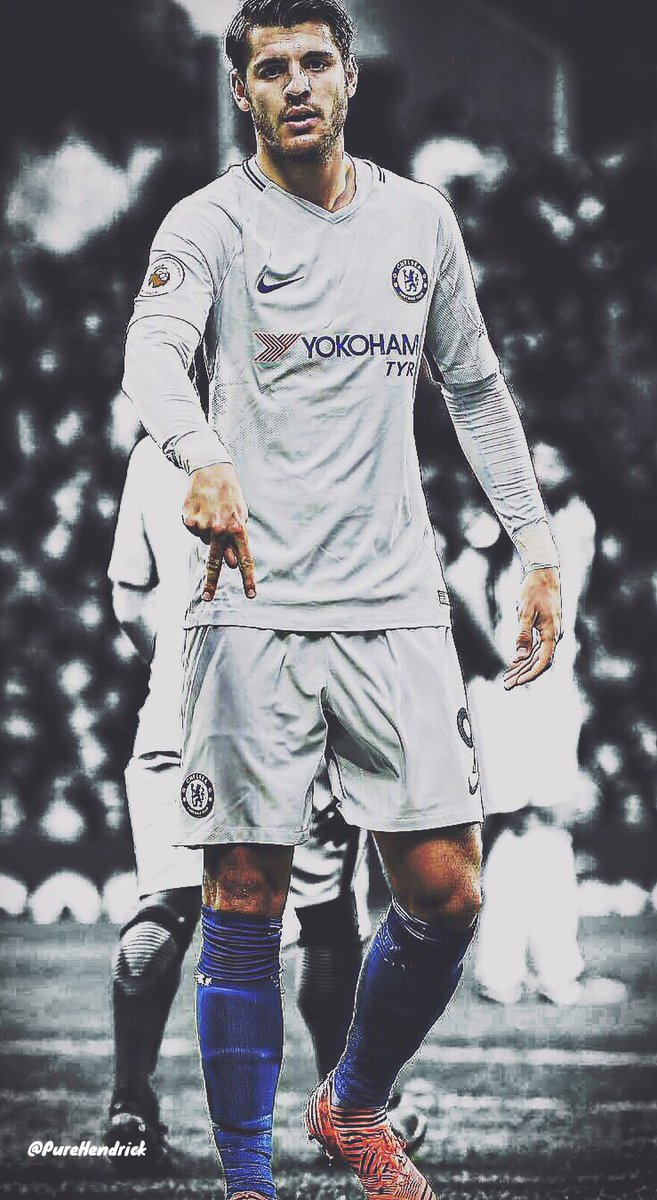 Is any striker in the PL better than Morata right now? #CFC #chelseafc #chelsea <br>http://pic.twitter.com/v13P0DMpzr