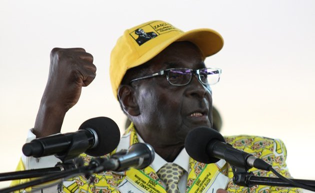 Mugabe Axed From Ruling Party: https://t.co/N7H9xnDAcI #Zimbabwe