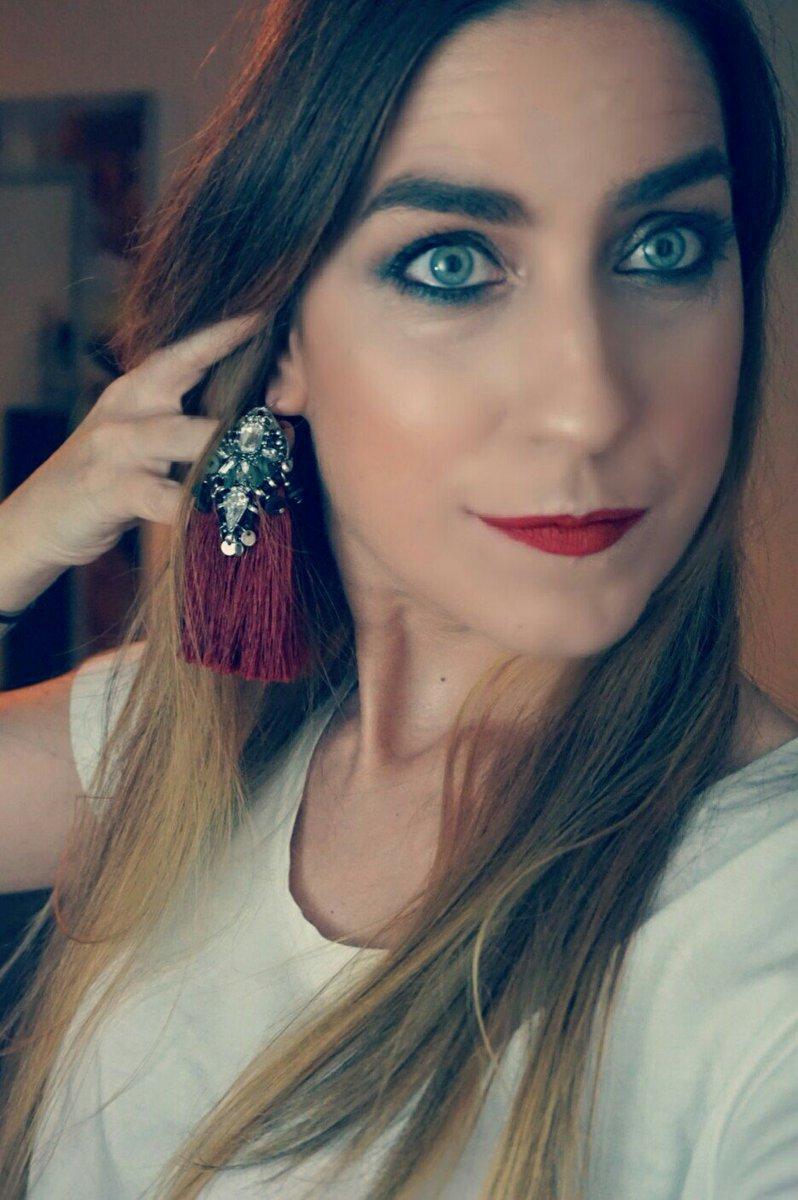 Happy sunday!  Inlove con mis pendientes de @stradivarius   #makeup #MakeupAddict #makeupartist #makeuplover #beauty #beautyblogger #stradilook #stradivarius <br>http://pic.twitter.com/70MMJ3cJDC