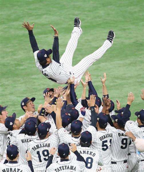 稲葉ジャパン、因縁の韓国を下し初代王者 アジアプロ野球CS https://t.co/h6WyeBqRC3