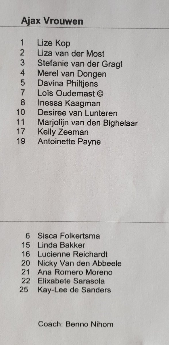 LINE UP!   #psvaja <br>http://pic.twitter.com/XUEdSN6vpC
