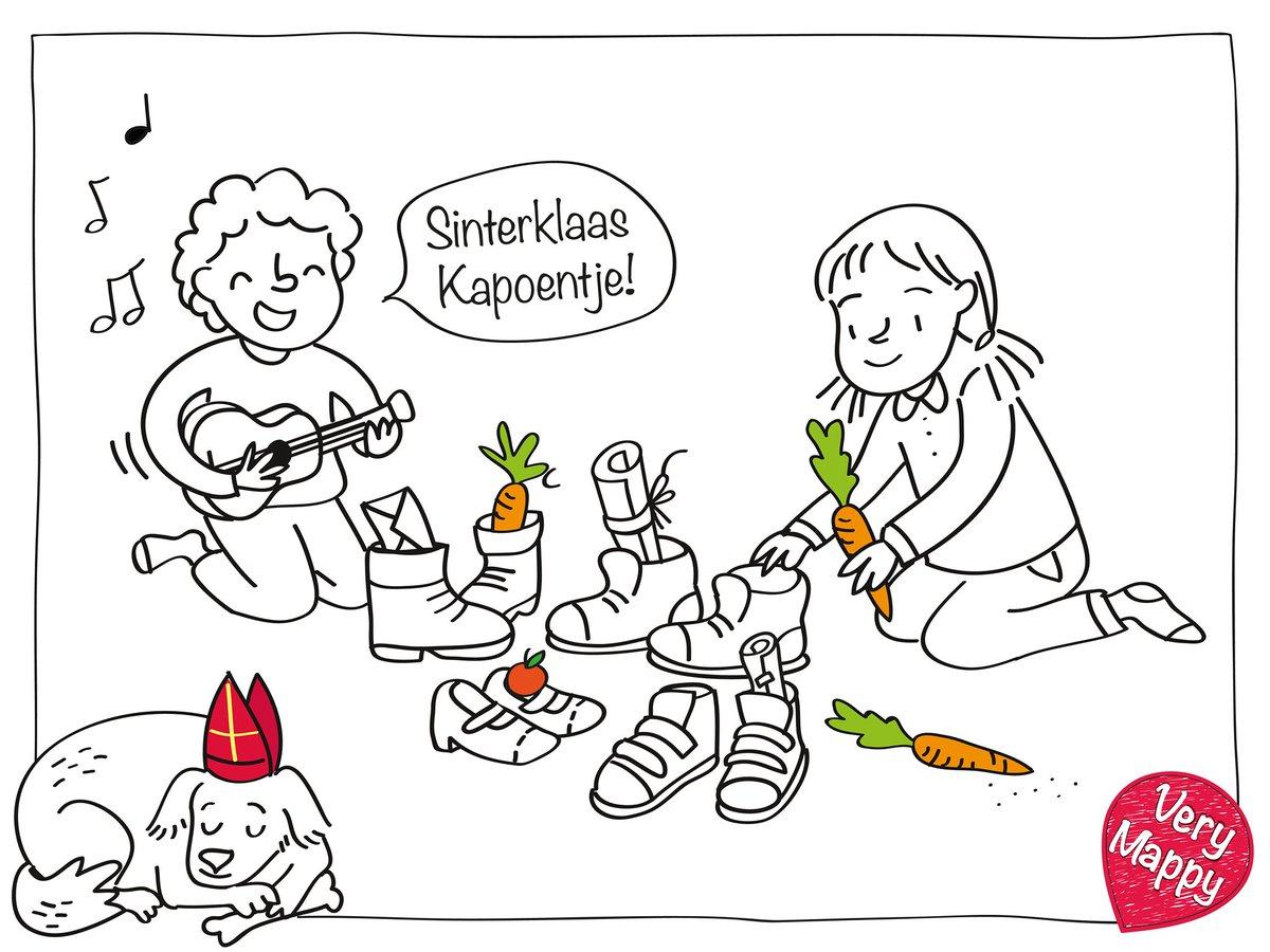 Kleurplaten Europa.Very Mappy On Twitter Sinterklaas Is Weer In Het Land We Pakken