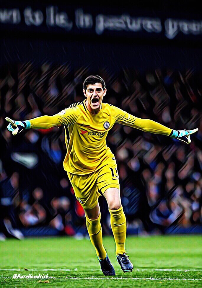 Another clean sheet for one of the best GK in the PL #CFC #chelsea #chelseafc<br>http://pic.twitter.com/44KvVVUroX
