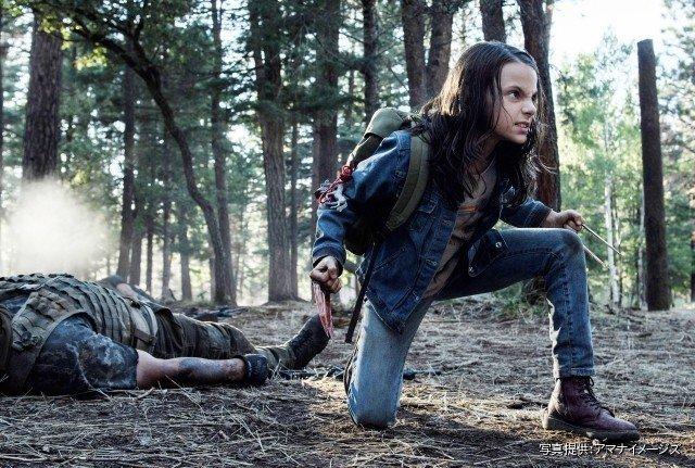 【300RT】X-23を題材にした「ローガン」のスピンオフ映画「ローラ」が準備中 https://t.co/9AqFHWGZVM