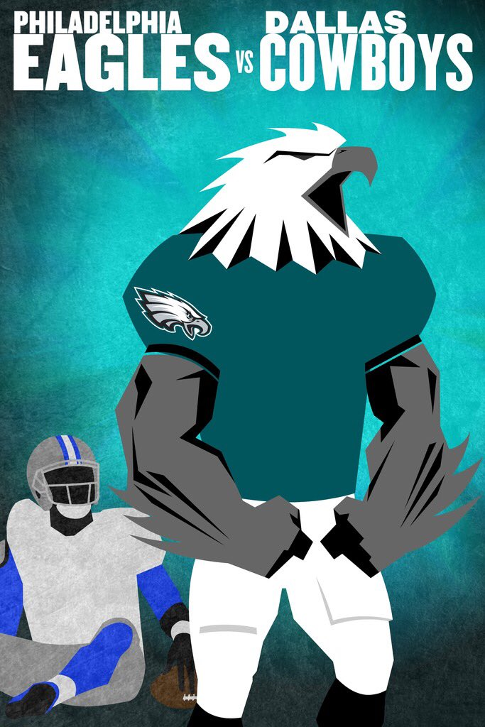 GAMEDAY  #PHIvsDAL | #FlyEaglesFly