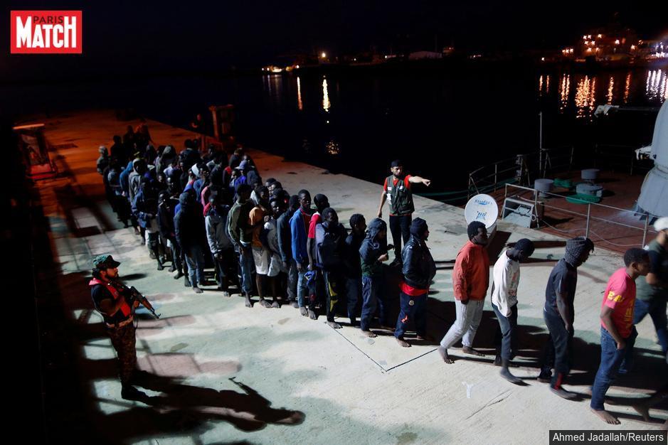 Enchères de migrants en Libye : Tripoli ouvre une enquête https://t.co/4AoYoVY6CE