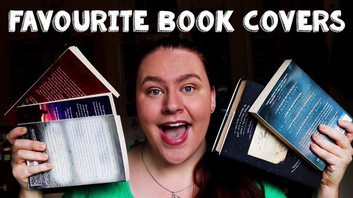 FAVOURITE BOOK COVERS!  Watch:  https:// youtu.be/5XTQ6Rf7ebs  &nbsp;   #booktube #booktuber #newvideo #youtuber<br>http://pic.twitter.com/K25BiQEoix