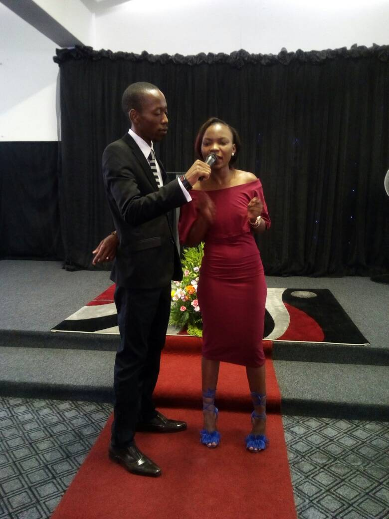 The #GREATEST aka Jehovah Chikopokopo, God of Prophet @UebertAngel has done it AGAIN !!!  By the anointing of God upon Prophets @UebertAngel &amp; @BeverlyUAngel sister Praise&#39;s biological Father came to Christ &amp; is born again. Delivered from HEAVY drinking since 1982 !!! #GoodNews !<br>http://pic.twitter.com/str1FdfCtn