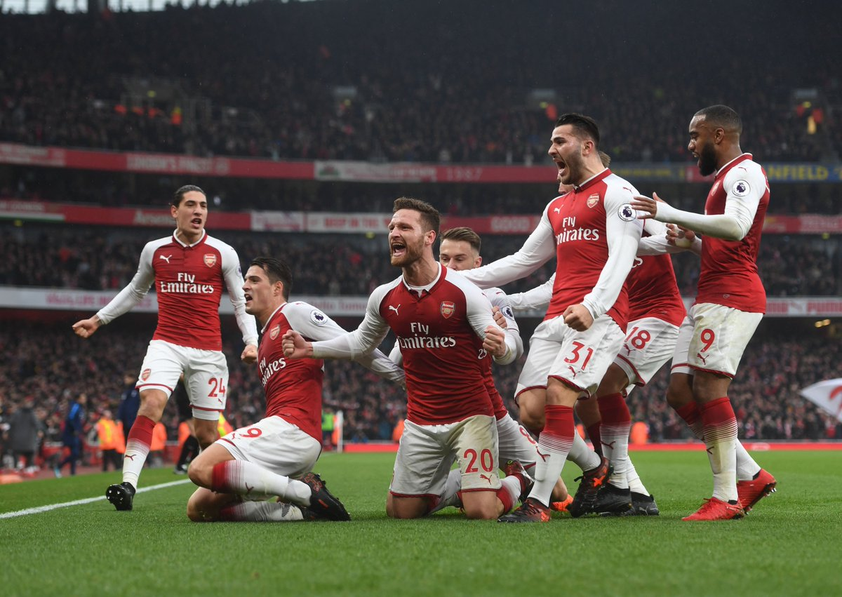 This time yesterday... 😉  #AFCvTHFC
