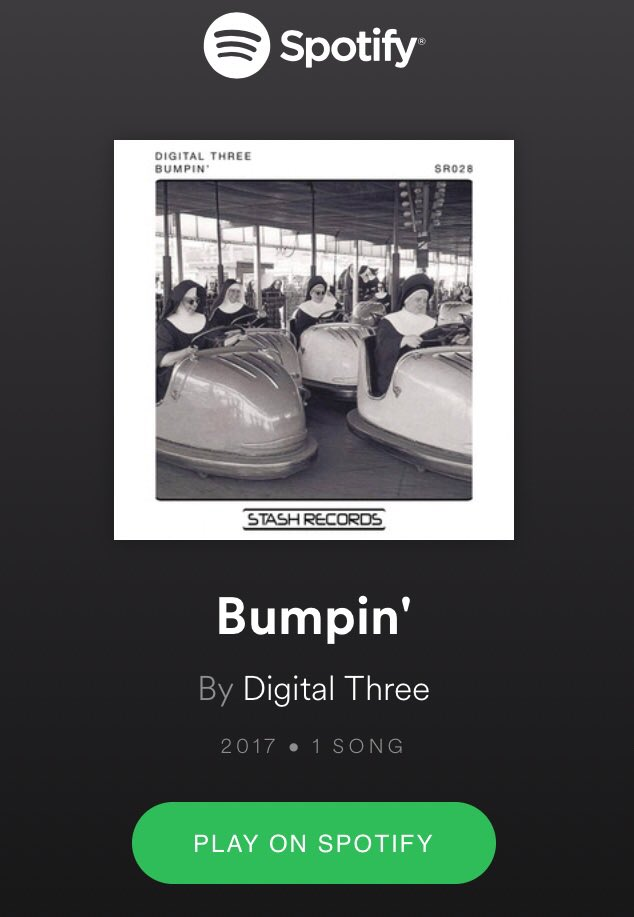 Check out our #music on @Spotify @stashrecords #HouseMusic #edm #futurebass #deephouse #techhouse #dj search digital three and add to your #spotifyplaylist #ibiza #uk #UrbanBeat #ClubLife #iTunes #beatport #traxsource<br>http://pic.twitter.com/W0xSCsU76b