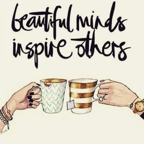 Beautiful minds inspire others...  #ThinkBIGSundayWithMarsha <br>http://pic.twitter.com/BQkSO7Mq6y