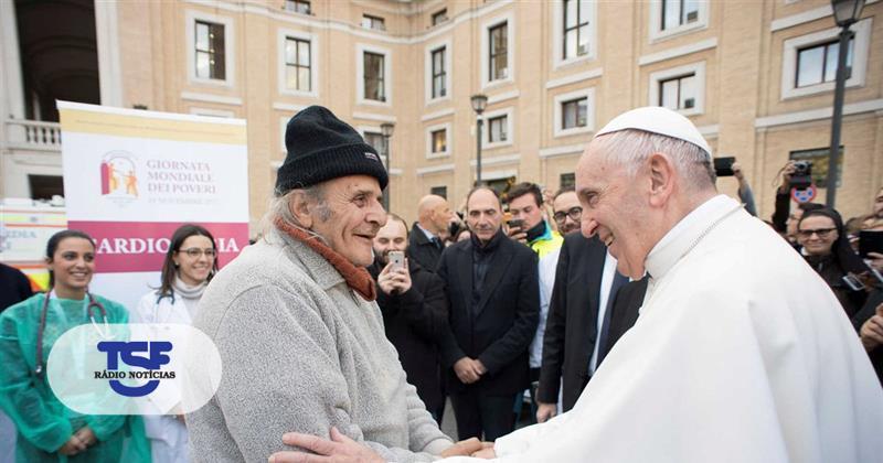 #Sociedade Papa Francisco diz que a indiferença 'é um grande pecado contra os pobres' https://t.co/zmEr1aDQ4T Em https://t.co/MDmhqgtnSp