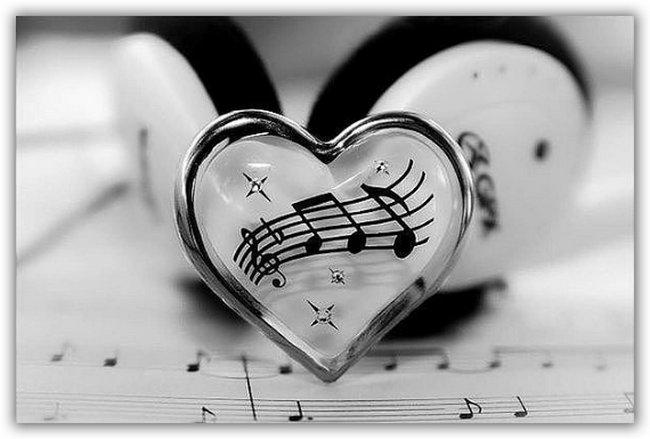 Картинки музыка для души и сердца, для