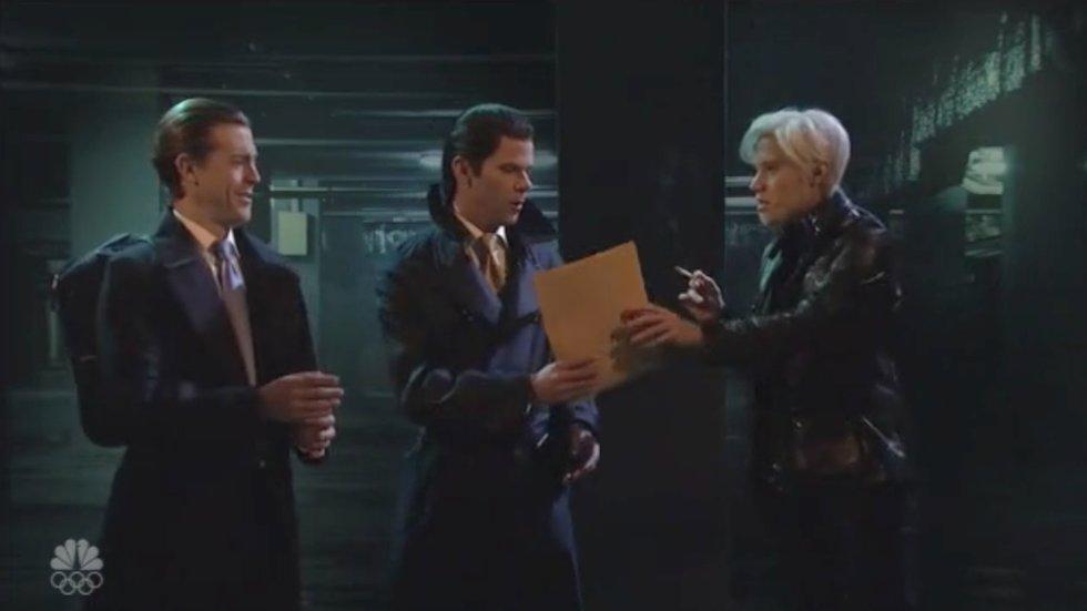 WATCH: SNL imagines Trump Jr.-Assange meeting in 'The Mueller Files' https://t.co/ZM32eFVYA9