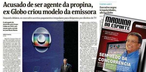 Folha entra no escândalo Globo-Fifa. Vai só cumprir tabela? - https://t.co/HhY4w9eigJ