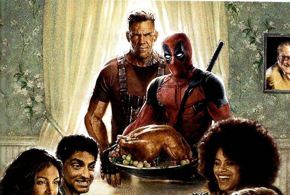 The First Teaser For #Deadpool2 Is Finally Here : https://t.co/Y1mCO3PCiH @deadpoolmovie @VancityReynolds #ICYMI