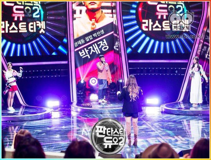 Everyone was so damn gOOoooooOoood!!! WONDERFUL VOICES ! I enjoyed the performance!!! WELL DONE Namjoo, Sejeong and Jaejung!  and I'm always  to Ailee! #LEGEND  <br>http://pic.twitter.com/2C5xGmGFdU