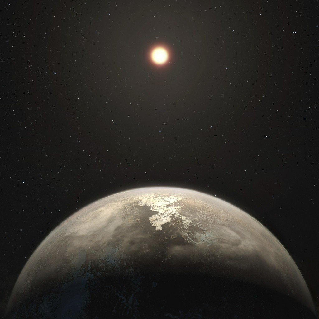 Astronomers discover nearby Earth-size planet, where a year lasts under 10 days https://t.co/zHGUKQkzGN